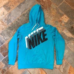 Women's Blue Nike Pullover